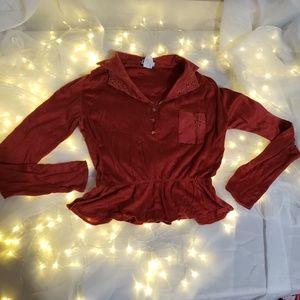 True vintage blouse